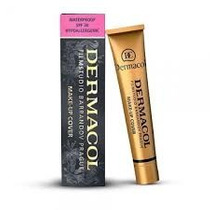 Base Dermacol Make Up Cover Alta Cob.+ 2 Brindes Cor 211!!!!