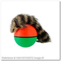 Esquilo Castor Que Brinca Na Agua Beaver Ball 2 Pilhas Aa