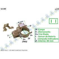 Regulador Voltagem Mitsubishi Galant 1800 Diesel - Gauss