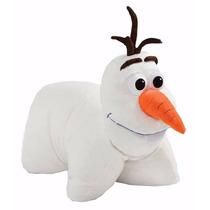 Disney Frozen Olaf Almohada Cojin Plegable Grande 45cm Nuevo