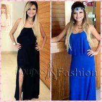 Kit 4 Vestidos Femininos Revenda /atacado/roupas De Fabrica