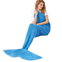 Colas De Sirena, Mermaid Blanket (manta, Cobija).