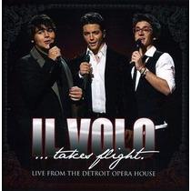 Il Volo: Takes Flight - Live From Detroit Opera Il Volo Impo
