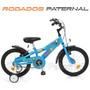Bicicleta Rodado 16 Chicos Varon Nueva Con Garantia Oficial