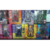 Figuras De Dragon Ball Z Intercambiables