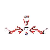 Kit Calcos Graficas Honda Tornado Xr 250 - All Years