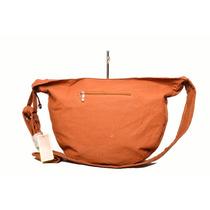 Cartera De Tela Bellagio Bags Color Marron