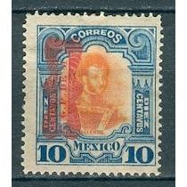 Sc 522 Año 1916 Ignacio Allende Independencia + Moño