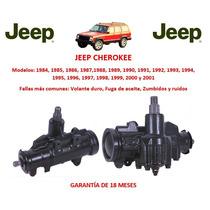 Caja Direccion Hidraulica Sinfin Jeep Cherokee 1984