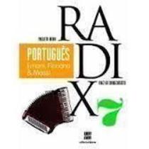 Projeto Radix Portugues 7º Ano Raiz Do Conhecimento