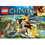 Lego 70115 Chima Ultimate Speedor Tournament