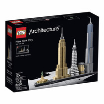Lego Architecture New York City 21028 - En Stock!