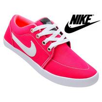 Tenis Nike Feminino Color Blogueira Rosa E Azul