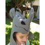 Disfraz Rinoceronte Niños Animal Animalito Concert Fiesta