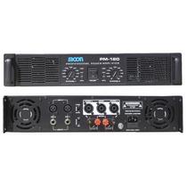 Potencia Amplificador De Audio Moon 120+120 Rms Nueva