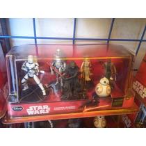 Set De 6 Figuras Star Wars El Despertar De La Fuerza