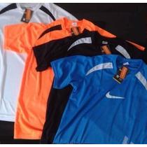 Kit 10 Camisetas Nike Dry Fit Poliester Academia Corrida.