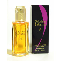 Perfume Gabriela Sabatini 60ml - Lacrado 100% Original