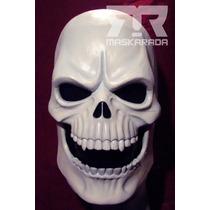 Máscaras Látex Calavera Terror Disfraz Halloween
