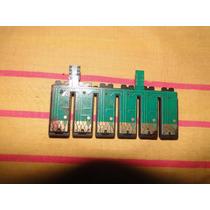 Chip Cartucho Recargable T50 L200 Repuesto Sistemas.