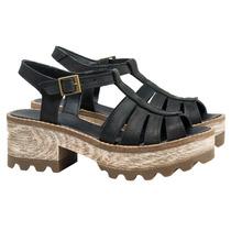 Franciscanas Sandalias Mujer Zapatos Almacen De Cueros