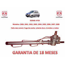 Caja Direccion Hidraulica Cremallera P/bomba Dodge Atos 2005