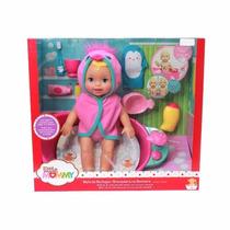 Little Mommy Baño De Burbujas Muñecas Para Niñas Juguetes
