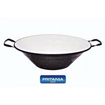 Tacho Esmaltado P/ Frituras N°16 P(40cm) 6l Fritania Cod 307