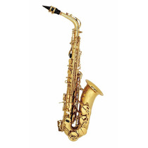 Saxofone Alto Conductor M1105a Com Estojo E Acessórios