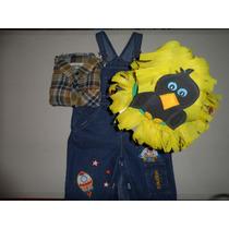 Disfraz De Espantapájaros Para Niño De 18 Meses