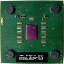 Processador Computador Pc Amd Sempron 2400 1.6 Ghz
