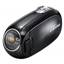Filmadora Digital Samsung Smx-c200bn/xaz -lcd 2.7-de Vitrine