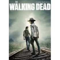 Set Dvd Originales The Walking Dead, Temporadas 1, 2, 3 Y 4