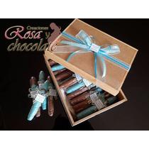 40 Puros De Chocolate Para El Nacimiento De Tu Bebé