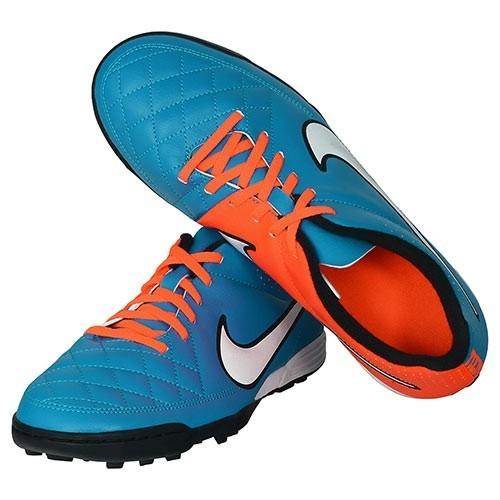 Tenis De Futbol Rapido Nike Tiempo