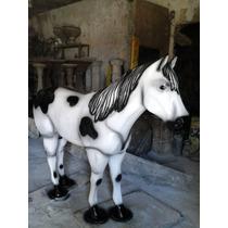 Escultura Cavalo Ponei
