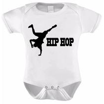 Body Baby Infantil Profissões Dança Hip Hop