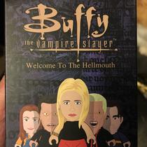 Buffy Figura Vinyl Imortada