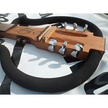 Violão Ramá Vazado Cordas Aço Luthier Silent Guitar Elétrico