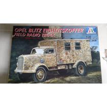G30-1/35 Opel Blitz Radio Truck