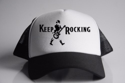 Boné Top Aba Torta Keep Rocking - R  34 909c4b160ea