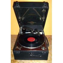 Grafonola Columbia Viva-tonal 112 A Gramofóno Vitrola Fonola