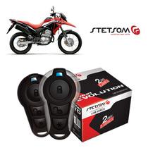 Alarme Moto Presença Partida Stetsom Honda Xre 300 2015