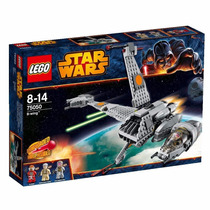 Lego B-wing Star Wars Juguete Coleccion Original 75050