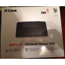 Router D-link 300mbs N Streaming Media Hd Dir-657, Mer Pago