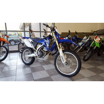 Yamaha Wr 450 2008 Impecable