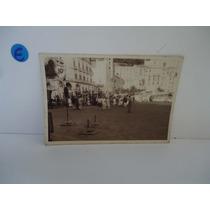 Cartão Postal Antigo (preto E Branco) Estilo Mini Foto