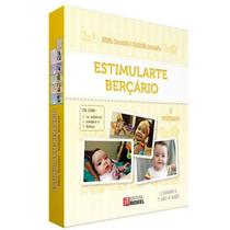 Coleção Estimularte Berçário - 4 Meses A 1 Ano E Meio 5 Vols
