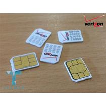 Nano Sim Verizon, Todos Los Iphone 4 4s 5 5s 6 6plus Rsim