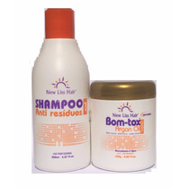 Botox S/formol 250g +shampoo 300ml Selante Capilar